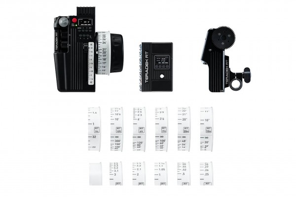 Teradek RT CTRL.3 Kit - Motor Wireless Lens Control Delux Kit (1-Motor)