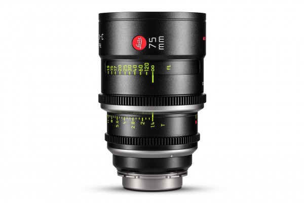 Leitz 75mm Summilux-C™ T1.4 PL Mount