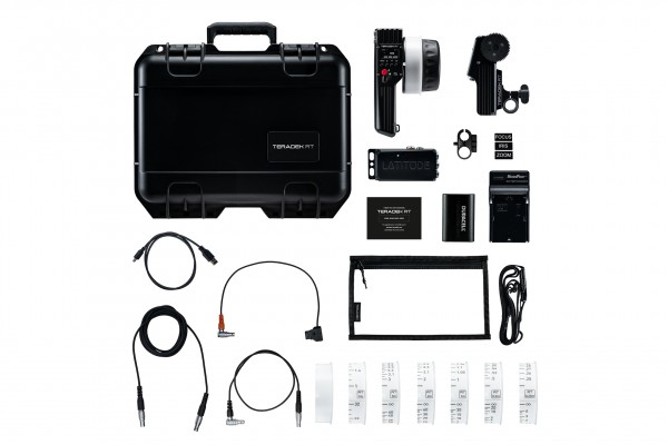 Teradek CTRL.1 Single-Axis Superspeed Wireless Lens Control Kit w/ Lens Mapping (metric or imperial)