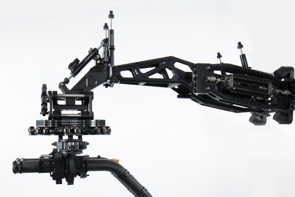 Flowcine Dual Black Arm (add AVM or Tranq. + Case!)