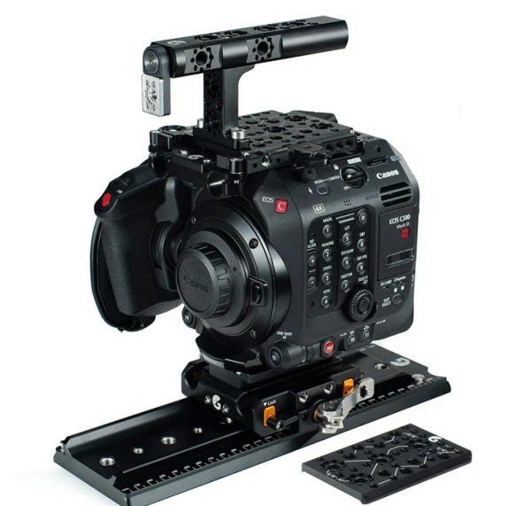 Bright Tangerine Canon C300 Mark III – Advanced Kit
