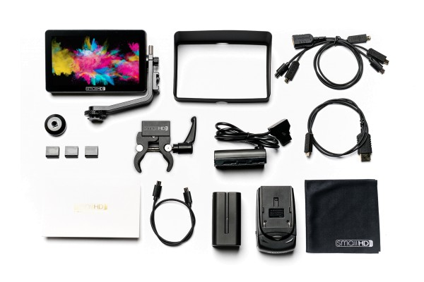 SmallHD Focus OLED HDMI Monitor Gimbal Kit