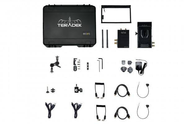 Teradek Bolt XT 500 Wireless SDI/HDMI Transmitter/Receiver Deluxe Kit V-Mount *EOL*