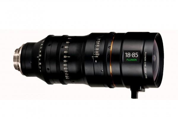 Fujinon HK 4.7x18 T2.0 Cine Lens