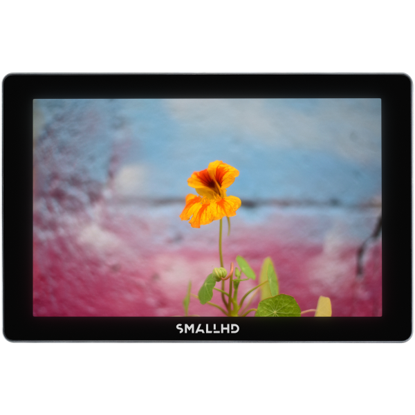 """SmallHD Cine 7 7"""", 1800Nits, DCI-P3 Color Touchscreen Monitor + V-Mount Kit-Copy"""