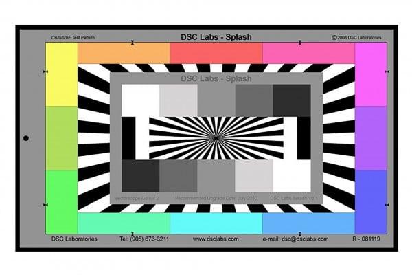 """DSC Labs """"Splash"""" - Underwater Chart"""