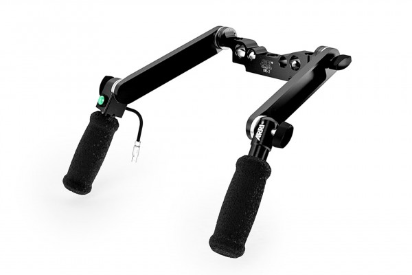 Arri UBS-2 Handgrip Set with on/off switch & 4-pin HRS