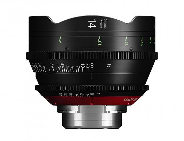 Canon 14mm Sumire Prime T3.1 (PL Mount)