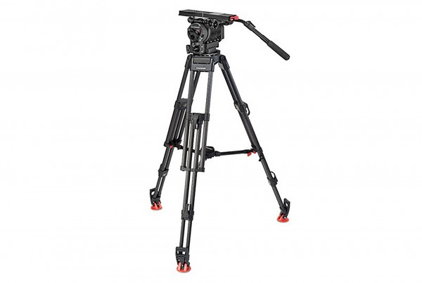 OConnor 2560 Head & 60L 150mm Bowl Tripod with Mid Level Spreader