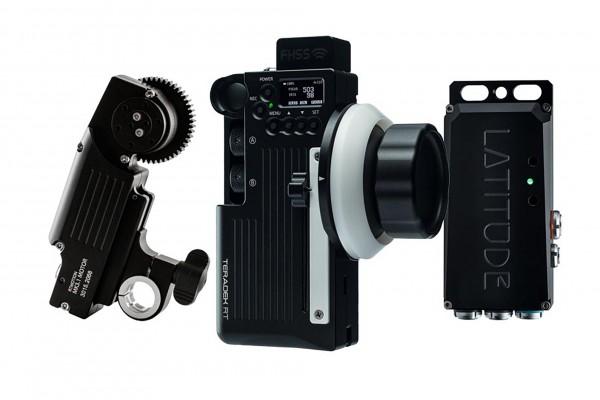 Teradek RT Wireless Lens Control Kit (Latitude-M Receiver MK3.1 Controller+Forcezoom)