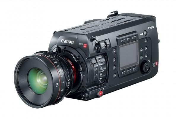 Canon EOS Cinema C700 FF PL