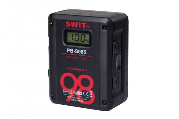 Swit PB-S98S Multi-sockets Square Li-ion Battery 98Wh