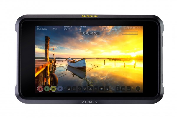 Atomos Shogun 7 - HDR Monitor-Recorder-Switcher