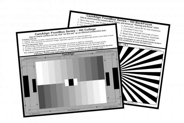 DSC Labs College 11-step Greyscale