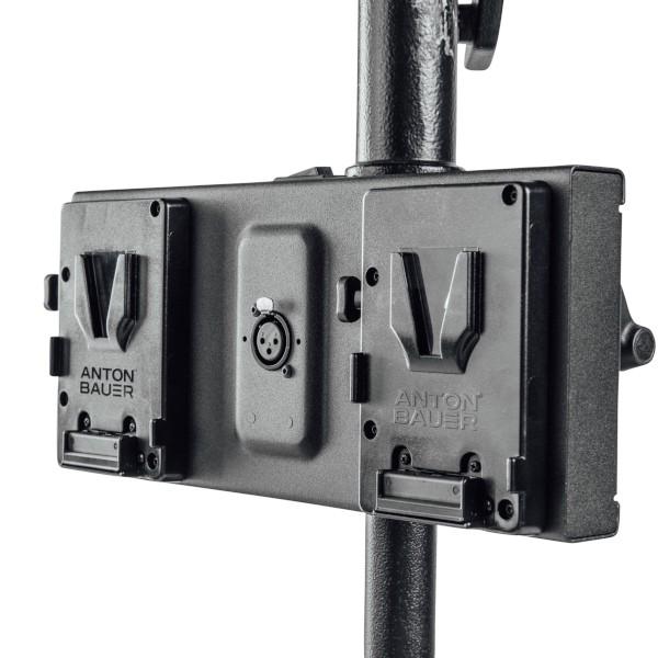 Litepanels Gemini Dual Battery Bracket - V Mount