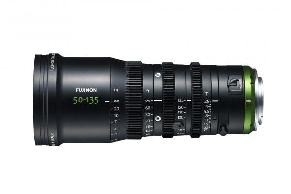 Fujinon MK 50-135mm T2.9 Cine Lens