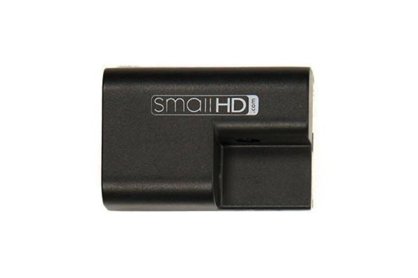 SmallHD LP-E6 Style Battery with 2pin Power Connetor (only)