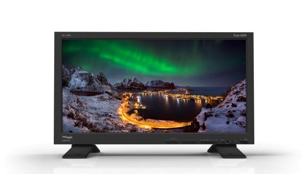 "TVlogic LUM-310R Rev2 31"" 4K/2K HDR Reference Monitor"