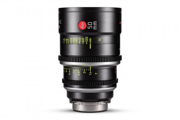 Leitz 50mm Summilux-C™ T1.4 PL Mount