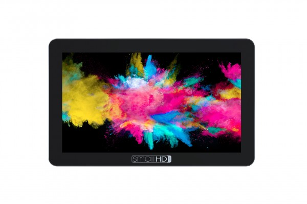 "SmallHD Focus 5.5"", Full-HD OLED HDMI, Touchscreen Monitor with 350Nits"