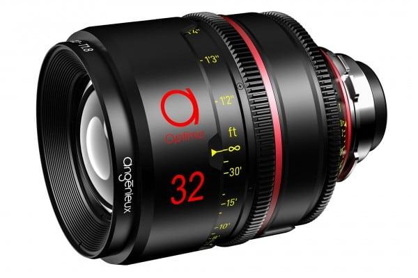 Angénieux 32mm Optimo Prime