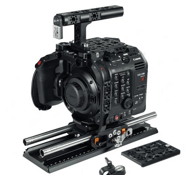 Bright Tangerine Canon C500 Mark II – Expert Kit