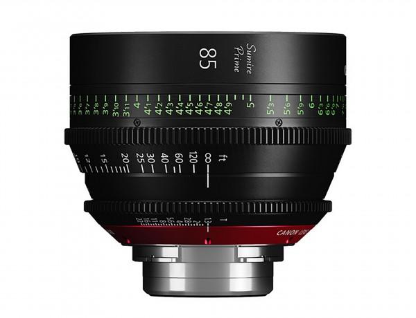 Canon 85mm Sumire Prime T1.3 (PL Mount)