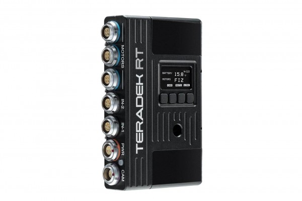 Teradek RT MDR.X Receiver - Three Channel Lens Control Receiver with Bluetooth
