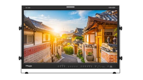 "TVlogic LUM-242G 24"" 4K/UHD HDR Emulation Monitor"
