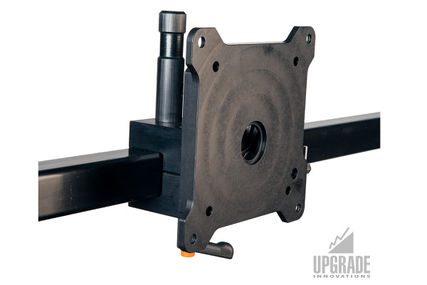 Upgrade Innovations Whaley Rail II – Rail Clamp to Quick Release VESA Plate