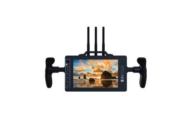 "SmallHD 703Bolt 7"" UltraBright Full-HD Monitor with 3000Nits and Built-in Teradek 500ft Receiver"
