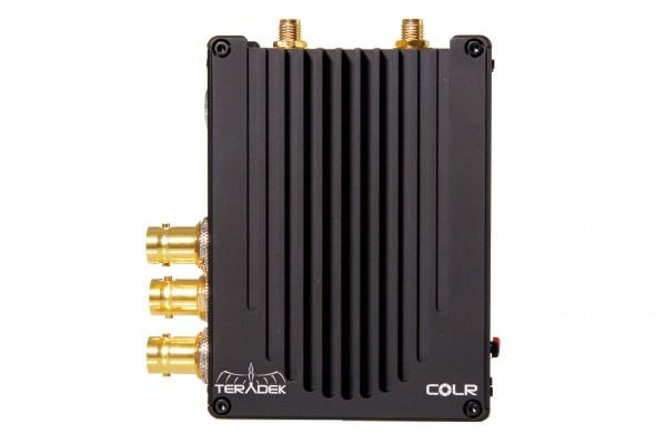 Teradek COLR Duo Real-Time wireless LUT box with camera control, dual 3G-SDI