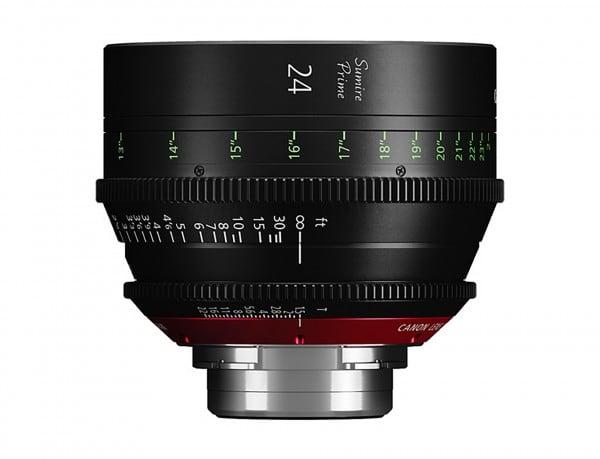 Canon 24mm Sumire Prime T1.5 (PL Mount)