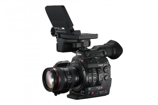 Canon EOS Cinema C300 Mark II