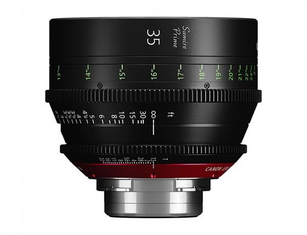 Canon 35mm Sumire Prime T1.5 (PL Mount)