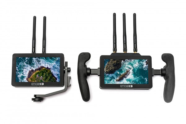 SmallHD MON-FOCUS-BOLT-TXRX- 5'' 1280x720, 800nits Monitor Set with built in Full-HD Teradek TX/RX