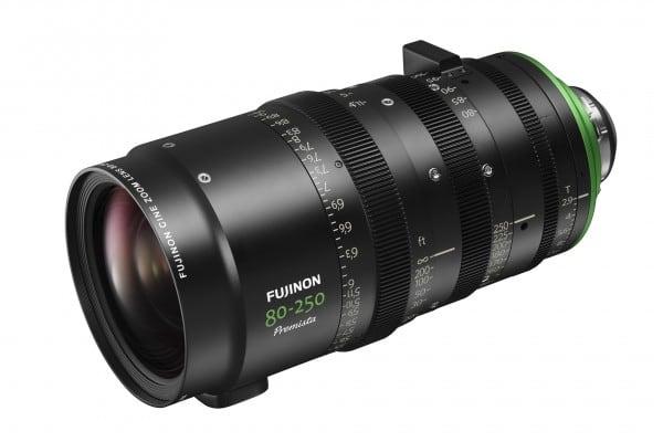 Fujinon Premista 80 - 250mm T2.9-3.5