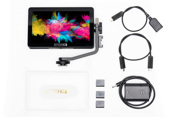 *EOL* SmallHD Focus OLED Sony NPFZ100 Bundle International