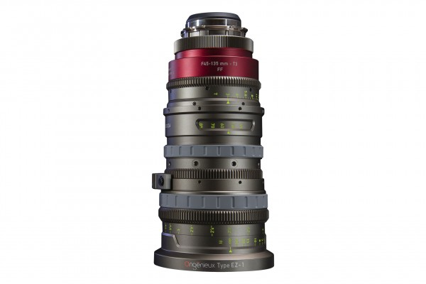 Angénieux Type EZ-1 PL 30-90mm F1.9/T2, 3x Zoom Factor incl. optical FF Rear Mount 45-135mm F2.8/T3