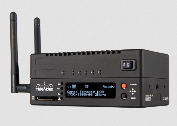 Teradek Bond 757 - Cube 755 + Bond + MPEG-TS Package with USB