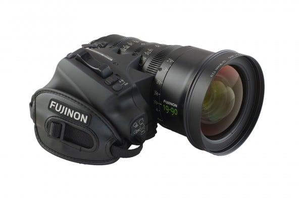 Fujinon ZK 4.7x19 T2.9 Cine Lens
