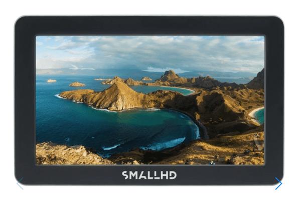 "SmallHD FOCUS Pro - 5"", 800Nits, 3G-SDI, Touchscreen On-Camera Monitor *EOL*"