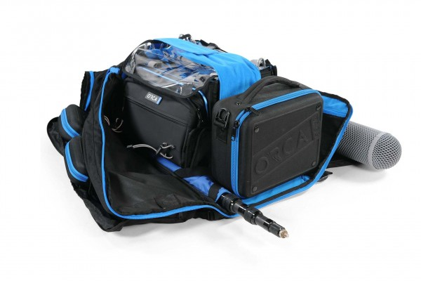 Orca OR-165 Audio Duffle Backpack
