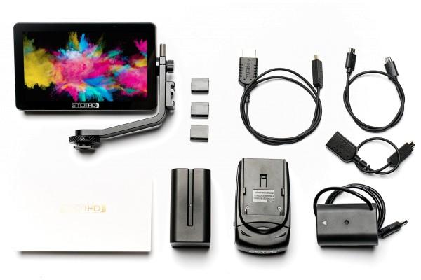 SmallHD Focus OLED Monitor Panasonic DMW-BLF19 Kit