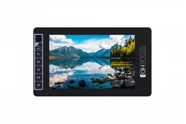 "SmallHD 703 7"" Ultra-Bright Full-HD Field Monitor with HD-SDI/HDMI and 2200Nits"