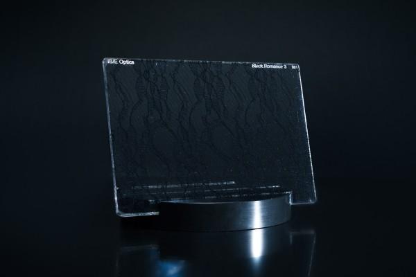 "IB/E Aesthetic Filter Black Romance III 4x5.65"""