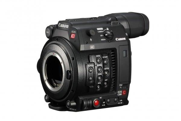 Canon EOS Cinema C200