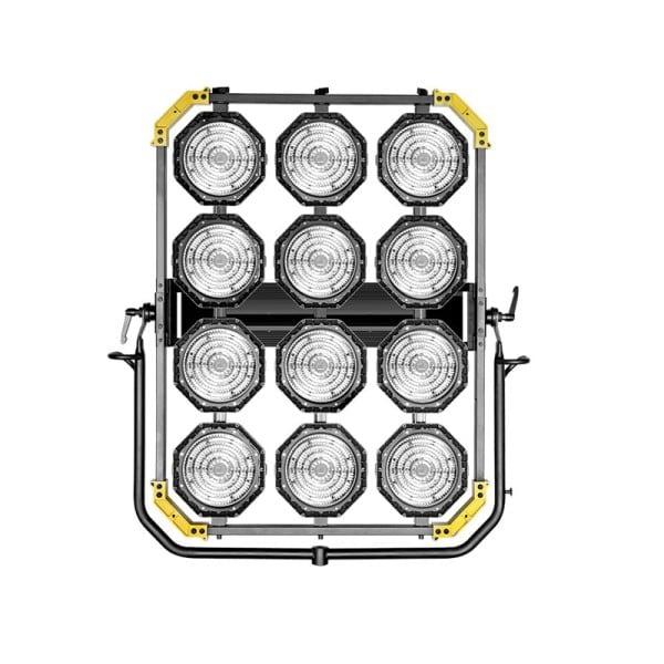 Lightstar LUXED-12 Bi-Color LED Spotlight (2160W) w/ Lumenradio & Separate Ballast