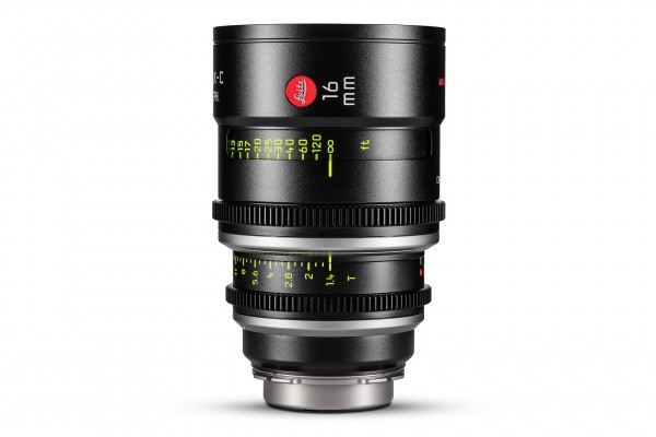 Leitz 16mm Summilux-C™ T1.4 PL Mount