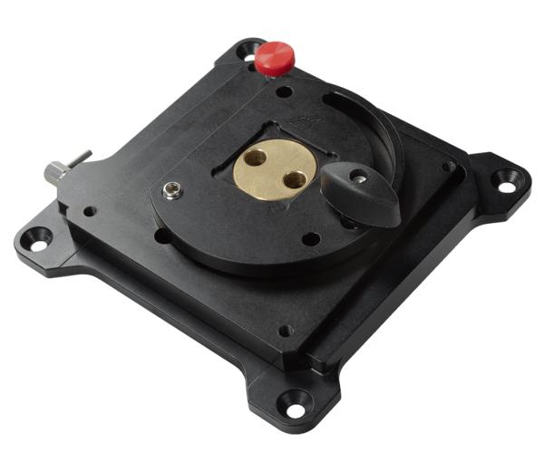 Upgrade Innovations VESA Quick Release & Landscape/Portrait Mount Adapter - QR-L/P Full Assembly